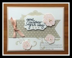 Stampin' in the Sand: Lovely Amazing Eleanor. Stampin Up everything Eleanor stamp set.