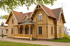 Sweden - Villa Viktoria, Hjo