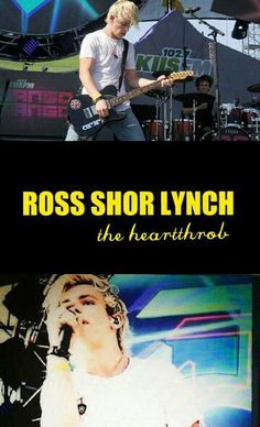 Ross Lynch - R5 - edit