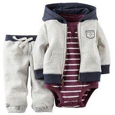 Fashion hot sale baby boy/girl Clothes set