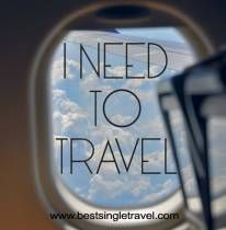 I Need to Travel