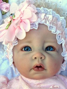 "Reborn Baby Doll Gorgeous ""Skyla"" Elly Knoops ""Luca""   eBay"