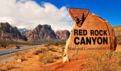 This Side of Red Rock Canyon Las Vegas Will Blow You Away. Hiking. Dogs.