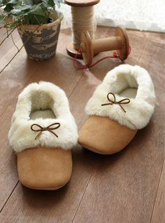 Christmas Slippers....... :)