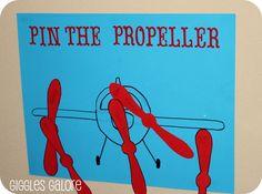 pin the propeller
