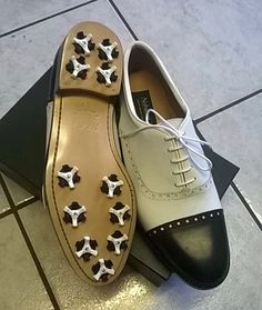 Exclusive Nebuloni Golf Shoes