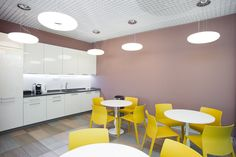 CSL Behring office by Meandre. Kitchen.