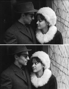 Anna Karina - Jean-Luc Godard