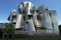 Weisman Art Museum. Frank Gehry. Minneapolis