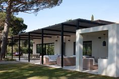 House wp: terrace style by vincent coste architect -