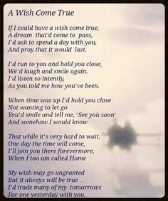 I miss you, Dad. Missing My Son, Missing You So Much, Missing Piece, Affirmations, Grief Poems, Nan Poems, Grieving Quotes, Miss You Dad, I Will Miss You