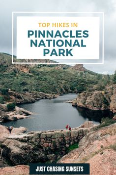 Hike through caves and to the high peaks in Pinnacles National Park, CA. This post describes in detail the best hikes to do in Pinnacles National. Read this post to help you plan your trip to this underrated National Park California Travel Guide, California Destinations, Beautiful Places To Visit, Cool Places To Visit, Travel For A Year, Best Hikes, Travel Alone, Big Sur, Plan Your Trip