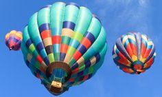Ballonfahrt über Brandenburg oder Mecklenburg-Vorpommern inkl. Auf- und Abbau sowie traditioneller Ballonfahrertaufe mit Sekt und Urkunde
