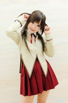 school rumble cosplay | COSPLAY: Tenma Tsukamoto / School Rumble