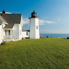 Keeping House | We shine a spotlight on our favorite lighthouses from coast to coast.
