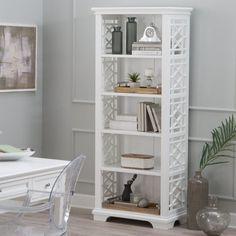 Belham Living Florence Bookcase - CS-91219-W