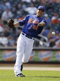 Scott Rice, New York Mets