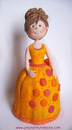 15 años naranja by hadastraviesas, via Flickr