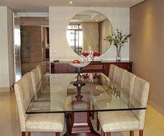 sala de jantar espelho - Pesquisa Google