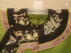 Detail of Chinese dress