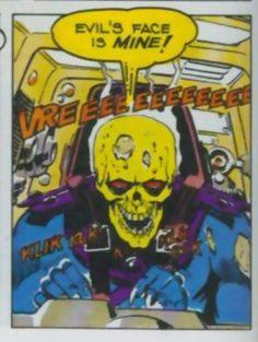 Skeletor: Evil's face is mine!