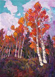 Original oil paintings for sale of Cedar Breaks National Park, Utah.