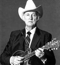 Bill Monroe, the father of bluegrass music