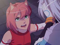 Resultado de imagen para amy rose anime