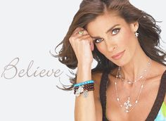 Kristian Alfonso designs this jewelry, I have the earrings, necklace, & bracelets. I challenge you all to purchase something from her site. It's all in the presentation & Kristian does it best! Gorgeous Women, Beautiful People, Kristian Alfonso, Believe, Black Hills Gold Jewelry, Celebrity Plastic Surgery, Great Mothers Day Gifts, Days Of Our Lives, Crown Jewels