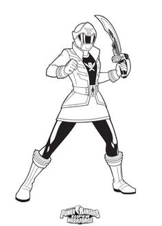 Power Rangers coloring pages on Coloring Bookinfo cumple Zahid