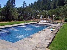 Pools | backyard designs lighting