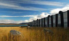 Germán del Sol, Hotel Remota en Patagonia (2006), Puerto Natales, XII Región de Magallanes, Chile