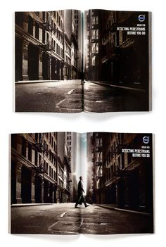 Volvo: Pedestrian | #ads #adv #marketing #creative #publicité #print #poster #advertising #campaign < repinned by www.BlickeDeeler.de | Have a look on www.Printwerbung-Hamburg.de