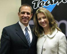 Chris and Terri Brady