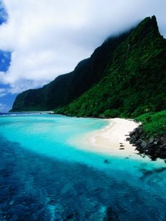 looks like im gonna need to add the South Pacific to my list. this is the island of samoa