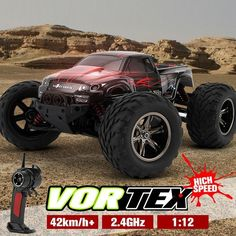 68.89$  Buy now - http://aliati.shopchina.info/go.php?t=32467932475 - KF S911 1/12 2WD 42km/h RC Car High Speed Remote Control Off Road Dirt Bike Classic Toys Truck Traxxas Big Wheel Boy Gift  #bestbuy