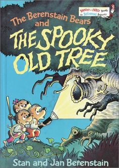 Here are some of our favorite books related to Halloween. Berenstain bears and the spooky old tree.(Stan Berenstain and Jan Berenstain. Halloween Books For Kids, Halloween Fun, Haunted Halloween, Vintage Halloween, Books To Read, My Books, Fall Books, Teen Books, Spooky Trees