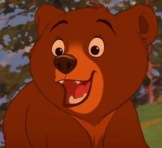kenai brother bear | Koda is a secondary character in Brother Bear .