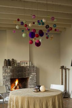 French By Design: Another cool DIY Xmas tree project!