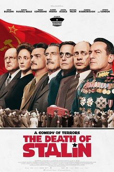 titta på The Death of Stalin på nätet gratis