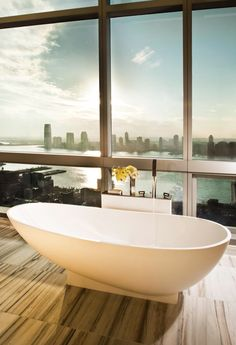Home interior design inspiration - in need of this kind of view