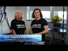 Health Briefs on location with CIR Systems