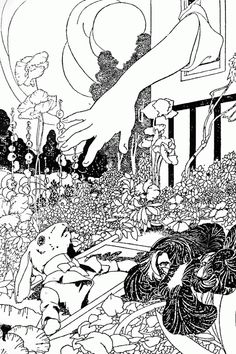 """Charles Robinson «Alice in Wonderland» 