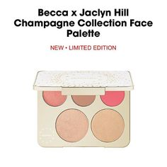 Who else got their hands on the @beccacosmetics X @jaclynhill champagne collection face palette? I CANT WAIT TO GET IT IN THE MAIL.  for those who don't know the lovely queen did a surprise release on the sephora app ONLY. (Search #champagneglow) Good luck lovies! #champagnepop #highlight #makeupoftheday #jaclynhill #like4like #follow #makeupaddict #makeupjunkie #makeuplover #makeupartist #mua #makeupartistsworldwide #beauty #beautyproducts #instagram #inspiration #instagood #instalike…