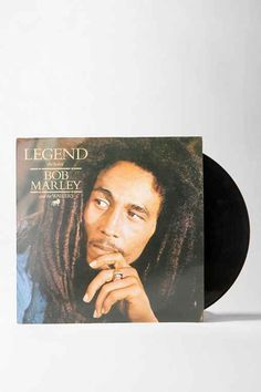 Legend: The Best Of Bob Marley And The Wailers LP- Assorted One