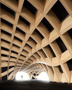 kazu721010:  Pavillon de la France Expo Milan 2015 / XTU Architects