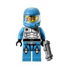 Lego Galaxy Squad Solomon Blaze Minifigure by Lego. $11.99