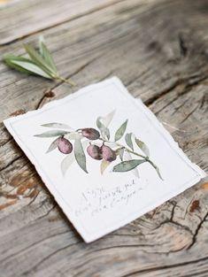 olivia's fascination ᵂᴵᵀᴴ olives