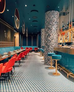 Waterfall For Home Decoration Restaurant Layout, Decoration Restaurant, Café Restaurant, Luxury Restaurant, Restaurant Website, Restaurant Interior Design, Commercial Interior Design, Shop Interior Design, Cafe Design