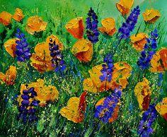 """Flowers"" de Pol Ledent"